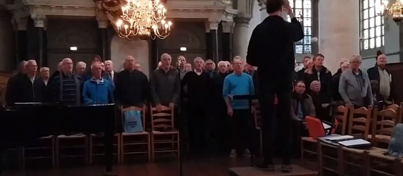 Panis Angelicus in Bavo