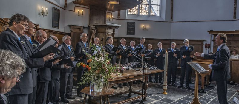 Waalse kerk heropend